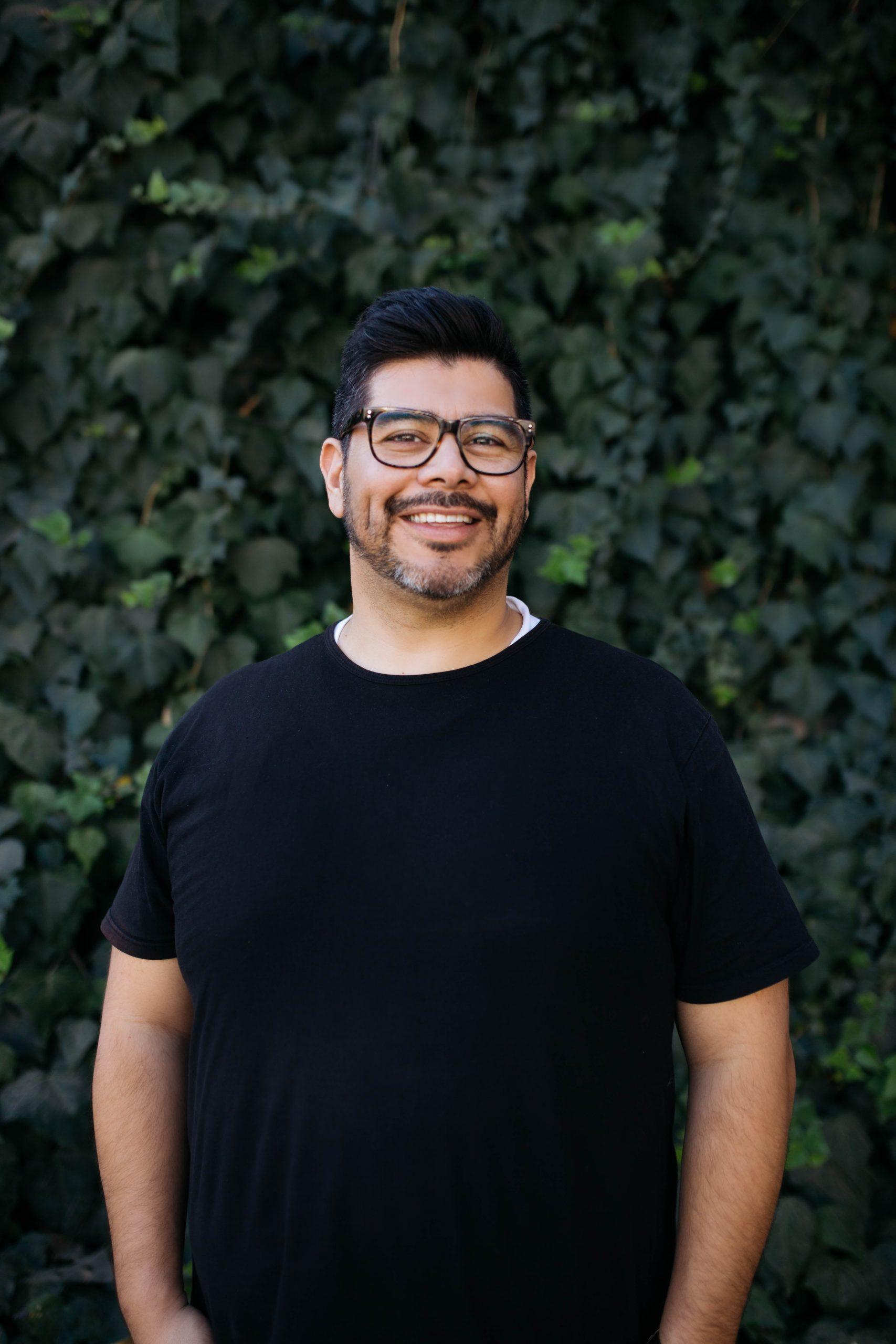 Photo of Emmanuel Hernandez.