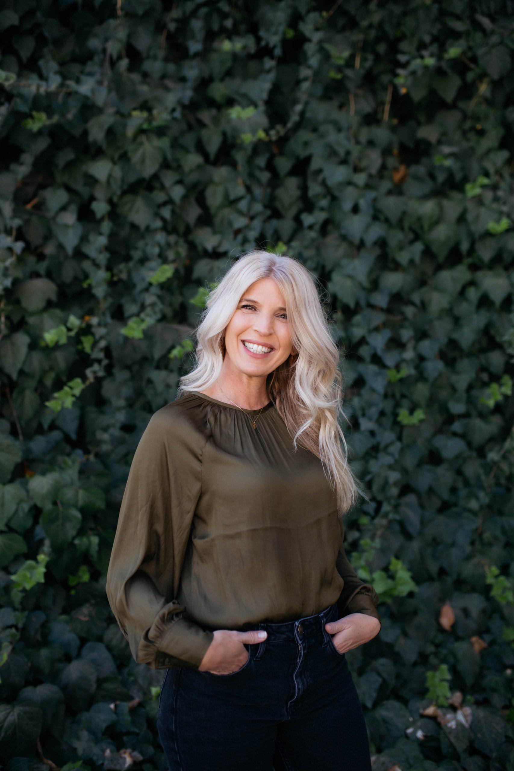 Photo of Jennifer Hargestam.