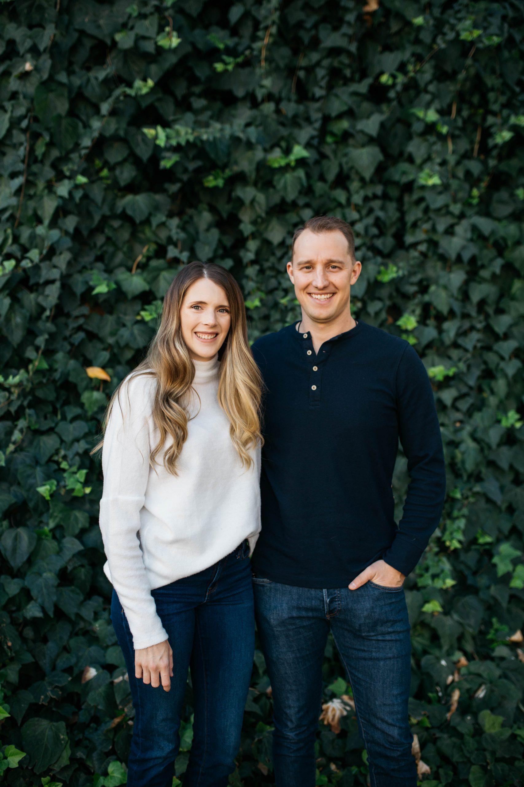 Photo of Nicholas & Jacquline Sartoris.