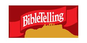 Bible Telling logo.