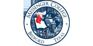 Messenger College logo.